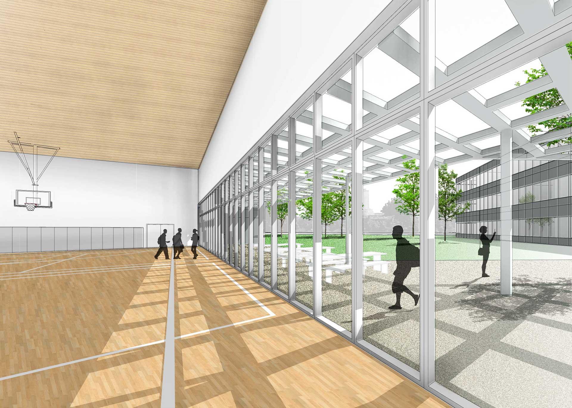 New Charter High School