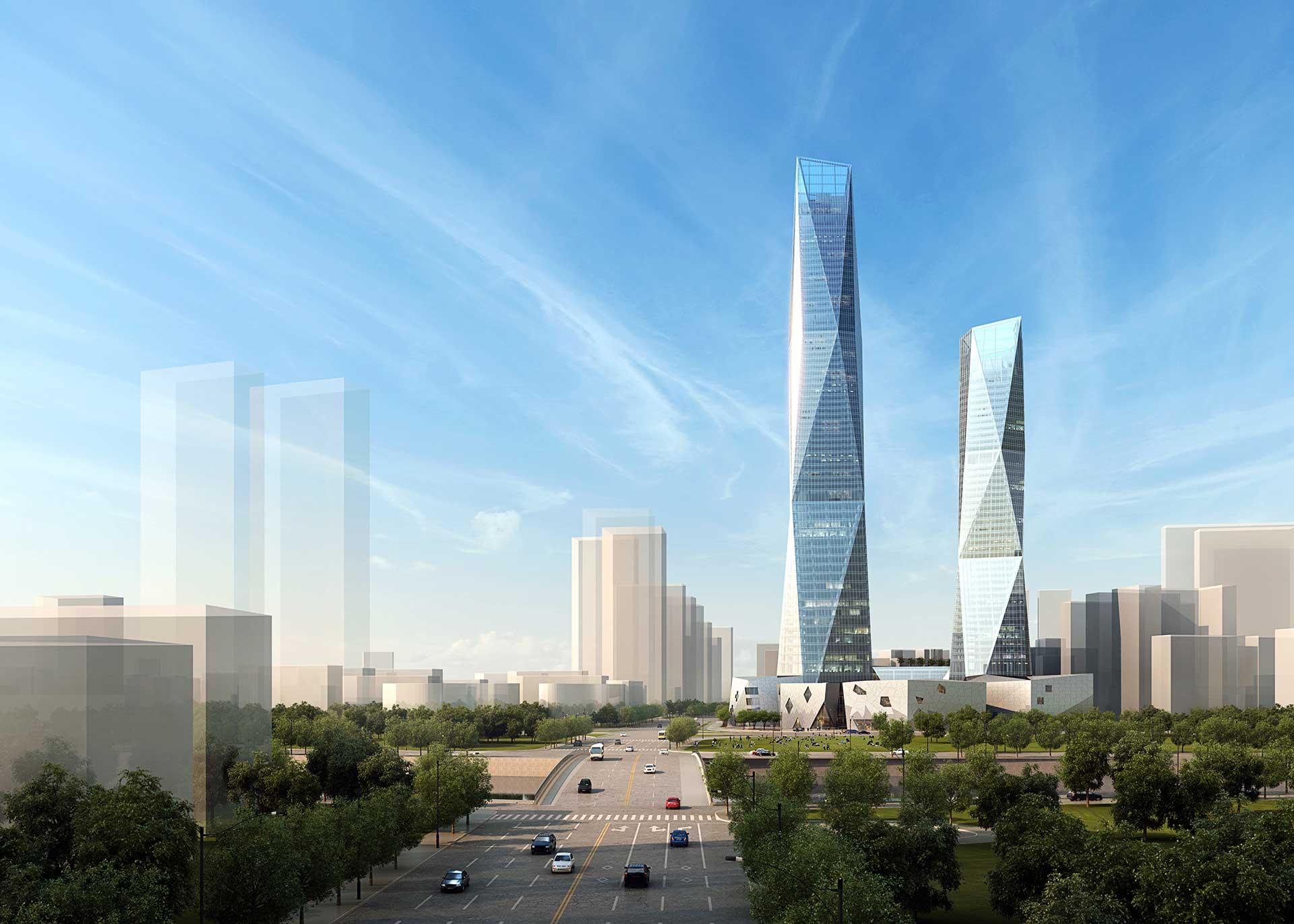 Jinhua Mixed-Use Project