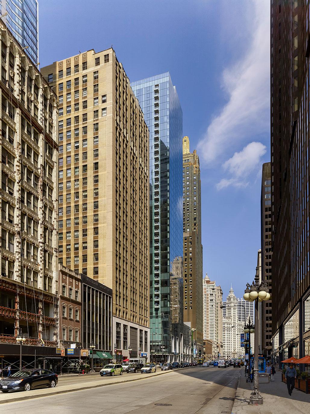 办公室_芝加哥米拉大厦 - bKL Architecture
